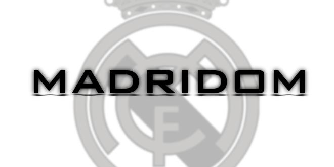 Madridom: egy új kezdet