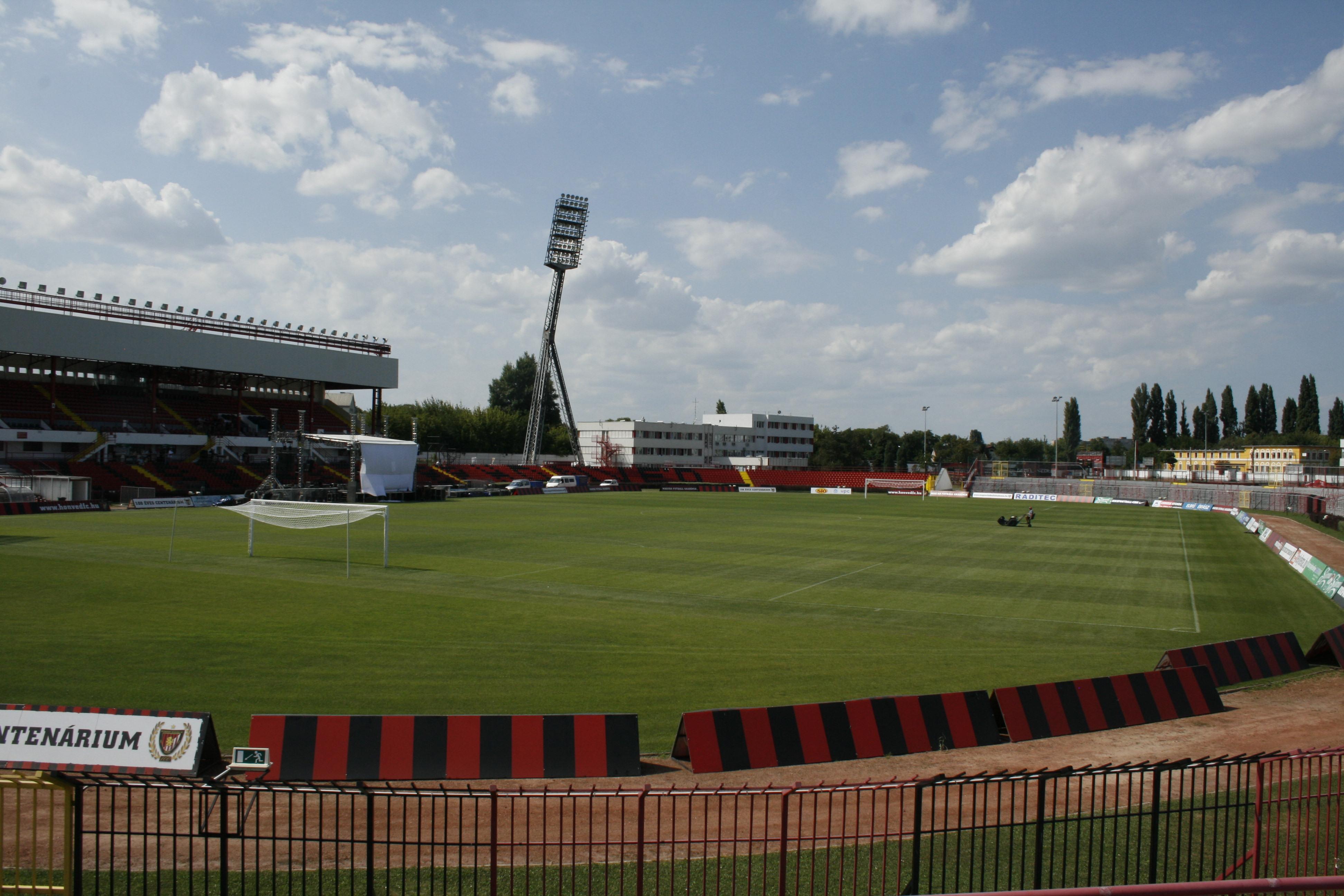 2009 Bozsik Stadion - Déli Kanyar