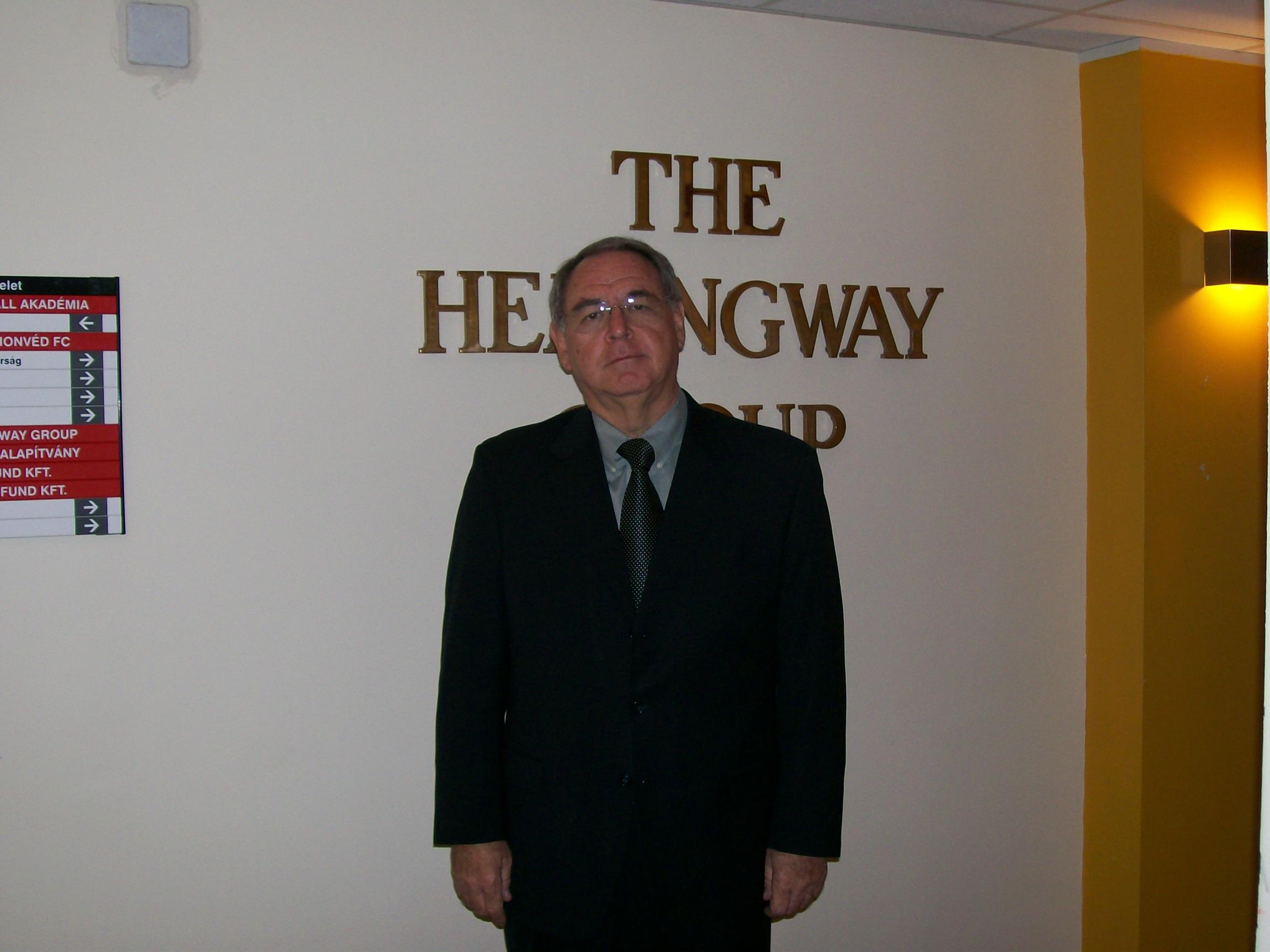 George F. Hemingway 2008.10.17.