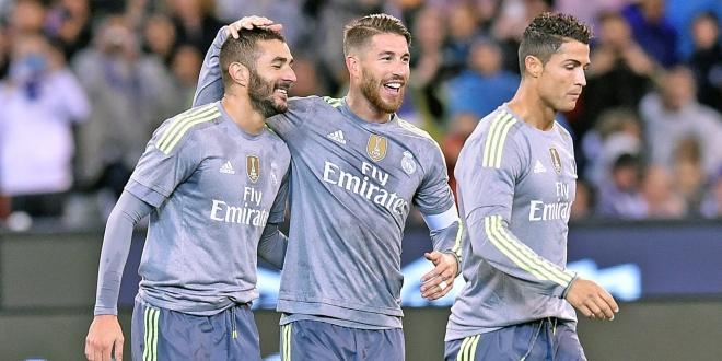 Manchester City – Real Madrid (1-4), 2015.07.24., Barátságos mérkőzés