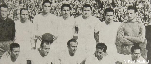 A Real Madrid bajnokcsapata (1954-55)