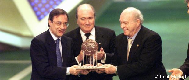 Real Madrid: A 20. század legjobb klubja