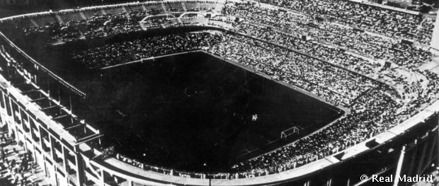 A megújult Santiago Bernabéu stadion