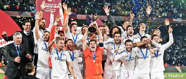 Marokkóban a FIFA Klubvilágbajnokság győzteseiként ünnepel a csapat
