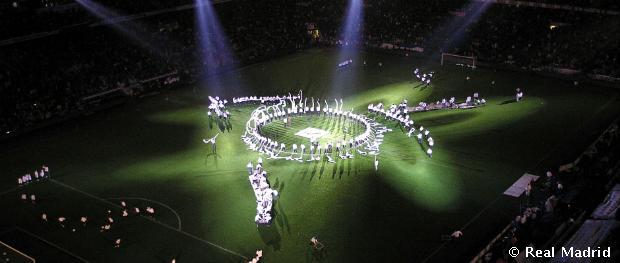 Ünnepség: A klub alapításának századik évfordulóját ünnepelte a Bernabéu